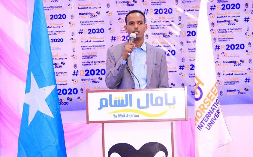 Engr. Ibrahim Farah Hilawle